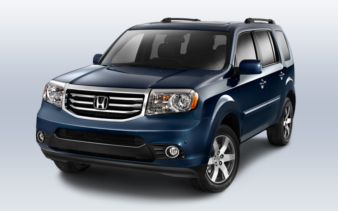 2014 honda pilot in dayton oh. Black Bedroom Furniture Sets. Home Design Ideas